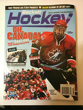 February/March 2009 Beckett Hockey Price Guide