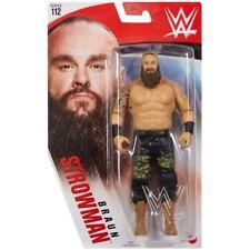 WWE Mattel Basic Series 112 Braun Strowman wcw ecw NEW