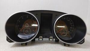 2012-2013 Volkswagen Golf Speedometer Instrument Cluster Gauges 95818
