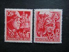 Germany Nazi 1945 Stamps MINT Elite Storm Trooper Third Reich Deutschland German