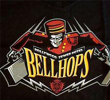Disney Tower Terror Bellhops March Magic Hollywood Hotel LE T shirt & Bag Wm M