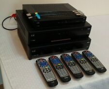 DISH NETWORK Satellite Receiver Remote Lot DVR TV HD VIP211K VIP222K Works Cable