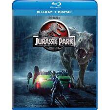 Jurassic Park (Blu-ray, Digital, 2018) Brand New
