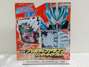 NEW Bandai Kamen Rider Saber DX Primitive Dragon Wonder Ride Book from Japan