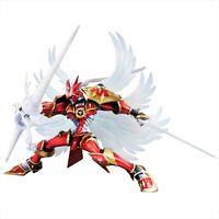 G.E.M. Series Digimon Tamers Dukemon Crimson Mode PVC Figure Megahouse Japan NEW