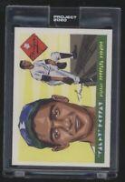 2020 Topps Project SANDY KOUFAX Naturel #89 Dodgers QTY