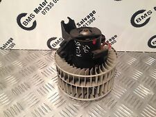 MERCEDES A170 CDI 2002 W168 HEATER BLOWER MOTOR