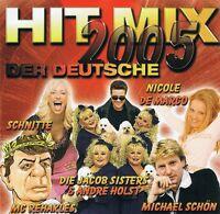 Hit Mix 2005 Der Deutsche 2 CD NEU Evelyn Künneke Schnitte Herren Inselfeger