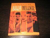 Collezione De Billy Wilder DVD Vol. 1 Cinque Film Sigillata Nuovo