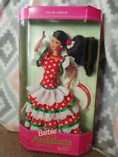 """Barbie """"Andalucia"""" 1996. NRFB Mint Condition"""