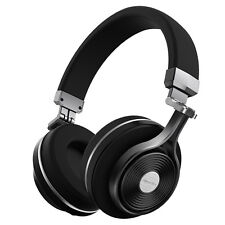 Bluedio T3 Bluetooth 4.1 Headphones Wireless Stereo 3D Bass Headsets Mic Black