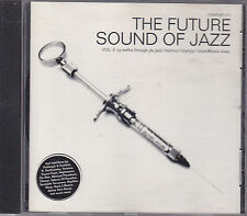 THE FUTURE SOUND OF JAZZ vol. II - various artists CD