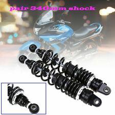 Motorcycle Rear Shock 340mm Rear Fit for 2002 2003 Honda VTX1800C Cast