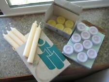 PartyLite Candles Lot, Unwind, Spiced Vanilla