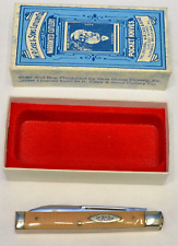 W.R. Case & Sons Physician's Knife Waterfall Celluloid 72085 Pre Owned
