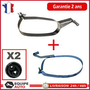 Halskette Gurt Festsetzung Auspuffanlage Links Und Recht + Silent-Block Peugeot
