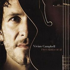 Vivian Campbell - Two Sides Of If [New CD] UK - Import