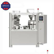 Automatic Capsuls Filling Machine Snjp-1200-latest Mod Automatic Filling