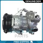 New OEM A/C Compressor for Scion xA, xB 2005 to 2015 - OE# 8831052530 RQ