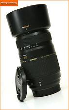 Tamron 70-300 mm F4-5.6 LD Di Macro AF Zoom Objectif pour Nikon + GRATUIT UK ENVOI