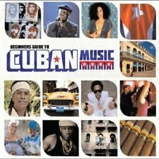 Beginners Guide To Cuban Music - 43 Various Tracks (3CD) NEW/SEALED