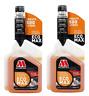 2 X Millers Oils Diesel Power Ecomax 500ml, Fuel Additive Treatment