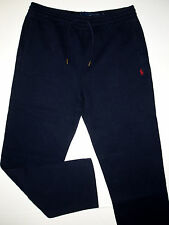 Polo Ralph Lauren pants french rib athletic pull on pants size large NWT