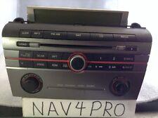 2006 2007 2008 2009 Mazda 3 6 Disc CD Radio Cd Player Oem #586