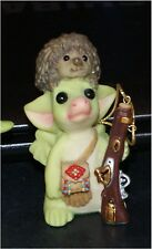 Pocket Dragon Dragons Real Musgrave Dragon 2005 Davy Crocket Hedgehog