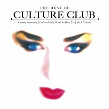 CULTURE CLUB: THE VERY BEST OF CD 16 GREATEST HITS / BOY GEORGE / NEW
