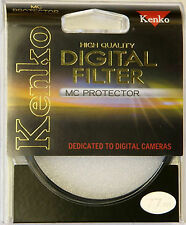 Kenko 58mm Super Thin Digital Multicoated Protector Filter For Nikon Canon Sony