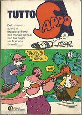 OSCAR MONDADORI FUMETTI-723-SEGAR-TUTTO SAPPO- NO BRACCIO DI FERRO-1a ED 1976