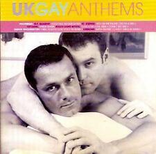 CD - UK GAY ANTHEMS / V/A COMPILAT. (DISCO) RARE (NEW STORE STOCK)