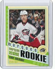 12-13 2012-13 O-PEE-CHEE CODY GOLOUBEF MARQUEE ROOKIE 565 COLUMBUS BLUE JACKETS