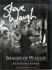 Steve Waugh IMAGES OF WAUGH A Cricketer's Journey