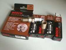 Set of 4 Bosch Super Plus 7900 Copper Yttrium WR7DC+ Car Truck Auto Spark Plugs