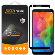Supershieldz Full Cover Tempered Glass Screen Protector for Lg Q7+ / Q7 Plus