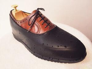 rubber anti-slip-slide Waterproof over-shoe protective cover for john lobb