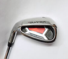 Left Handed Taylormade Burner Superlaunch Pitching Wedge Reg Flex Steel Shaft