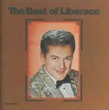 LIBERACE The Best Of Liberace CD BRAND NEW