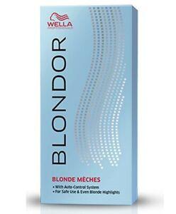 Wella Blondor Highlighting System Kit