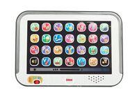 Kinder Mattel Fisher-Price Lernen Tablet Baby Tablets Musik Spielzeug Bildung