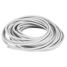"Odor-Free Rubber Tube Food/Beverage Inner Dia 0.132"" Outer Dia 0.183"" - 25 ft"