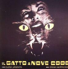Il Gatto A Nove Code - Complete Score - Gatefold Vinyl - OOP - Ennio Morricone