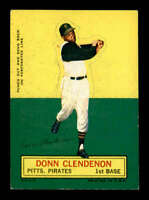 1964 Topps Stand Up #18 Donn Clendenon SP EX+ X1666054