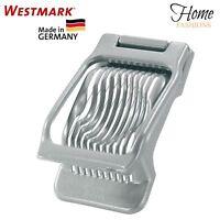 Westmark Multipurpose Stainless Steel Wire Egg Slicer