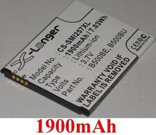 Batterie 1900mAh type B500BE B500BU Pour Samsung SGH-I257M Galaxy S4 Mini