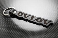 Volvo OVLOV Leather Keyring Keychain Schlüsselring Porte-clés Turbo 240 740 340