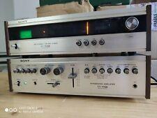 Vintage HiFi - Sony ST-5066 / TA-1066 -- Amplifier + Tuner