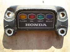 HONDA CB 750 FOUR LUCI QUADRO ACCENSIONE SPIE 500 DASH BOARD LIGHT K1 K2 K3 72